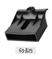Латодержатель на трубу 25 мм