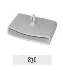 Латодержатель сквозной 83С