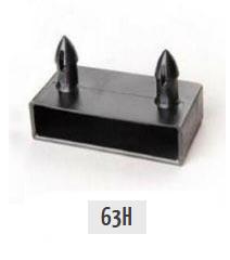 Латодержатель накладной 63Н