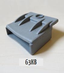 Латодержатель на квадрат 63КВ